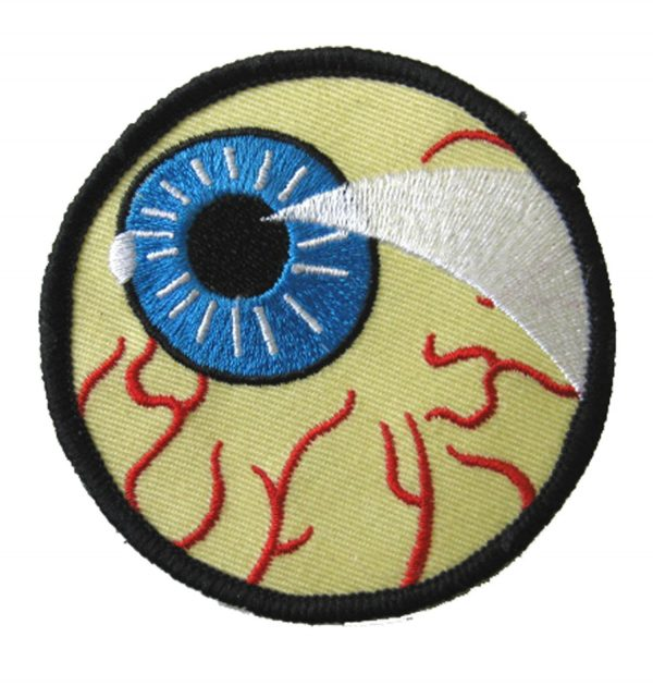 BLOODSHOT EYEBALL PATCH