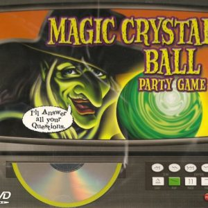 MAGIC CRYSTAL BALL PARTY GAME DVD
