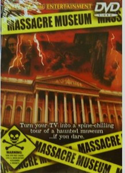 MASSACRE MUSEUM SCENE SETTER FOR YOUR TV - DVD