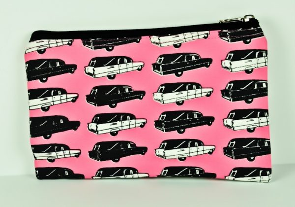 HEARSE MAKE-UP BAG