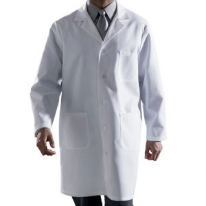 LAB / DOCTOR/ BUTCHER COAT PROP LARGE L