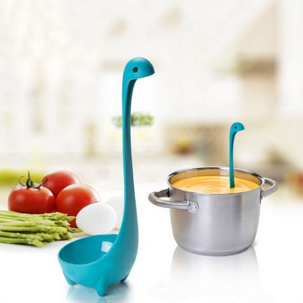 NESSIE LADLE - LOCH SOUP MONSTER!
