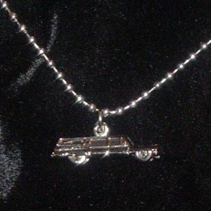 HEARSE NECKLACE
