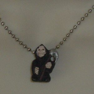 GRIM REAPER NECKLACE