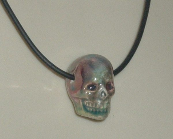 SKULL NECKLACE - LARGE