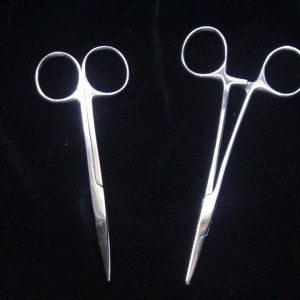 EMBALMING INSTRUMENTS - PAIR