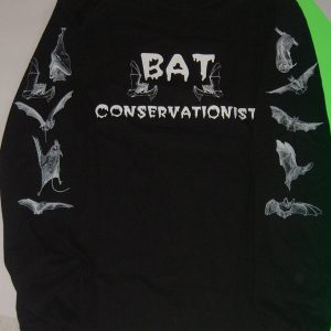 BAT CONSERVATIONIST - VAMPIRE - LONG SLEEVE TEE