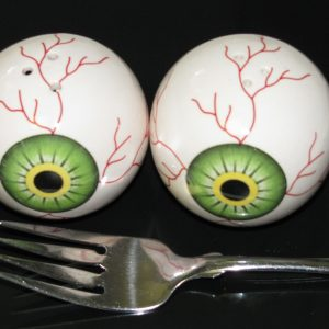 EYEBALL S&P SHAKERS -- GREEN EYES