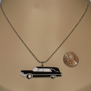 HEARSE NECKLACE (LARGE)