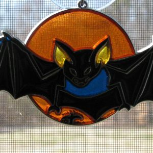 BAT SUN-CATCHER
