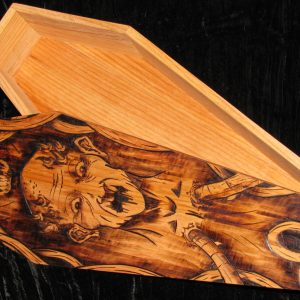 CORPSE CASKET COFFIN - RAY ANTHONY ORIGINAL
