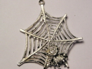 SPIDERWEB CHARM (LARGE)